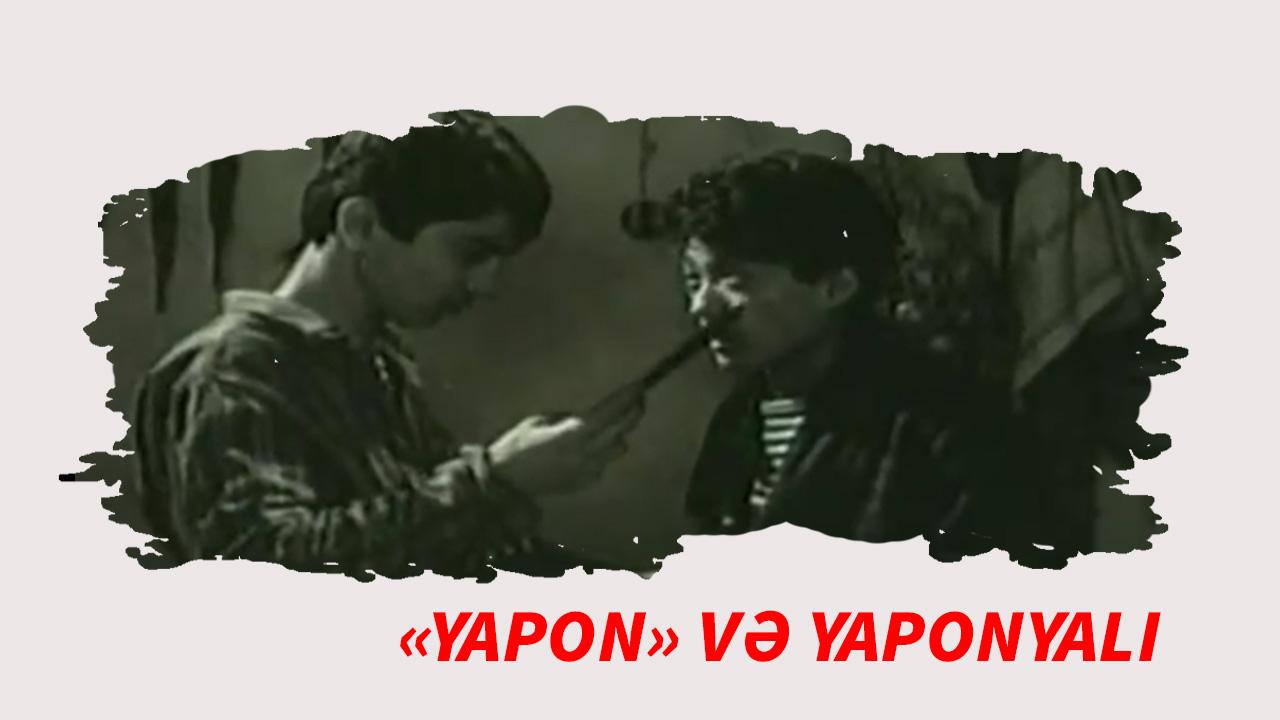 Yapon və yaponyalı