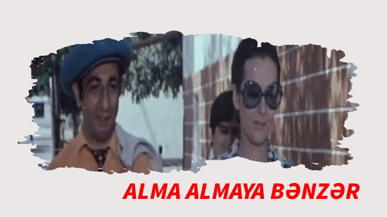Alma almaya bənzər