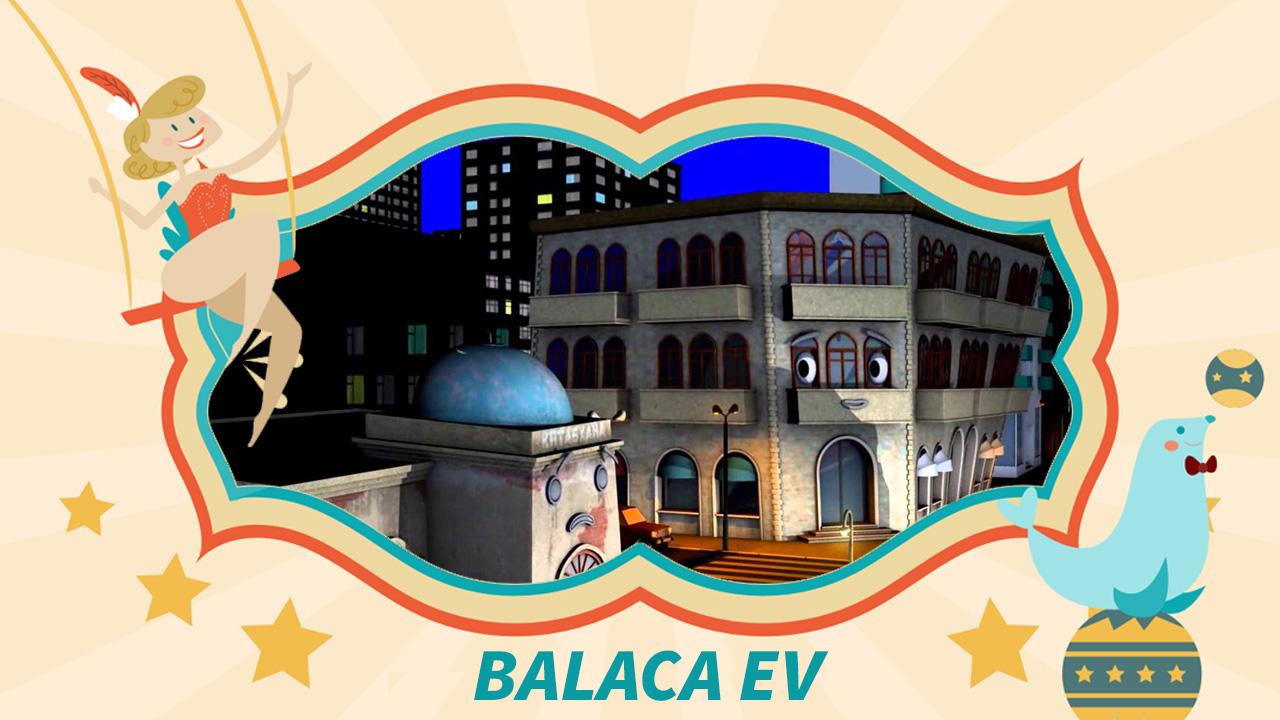 Balaca ev