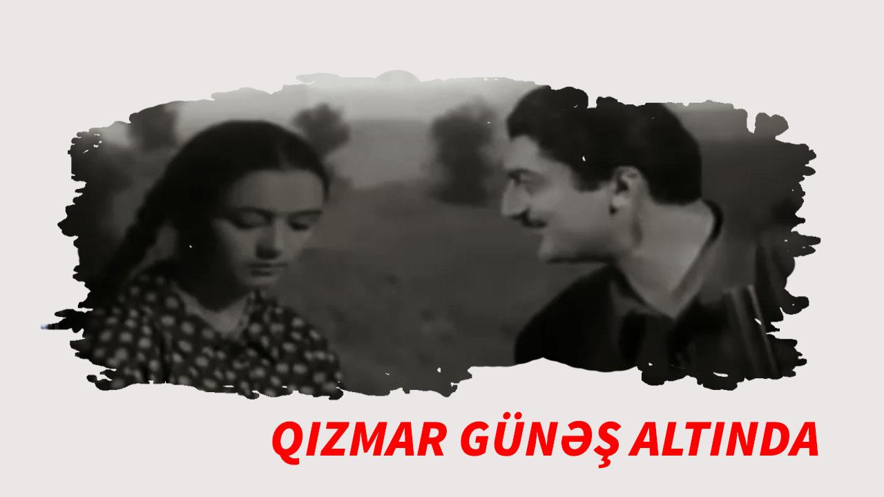Qızmar günəş altında